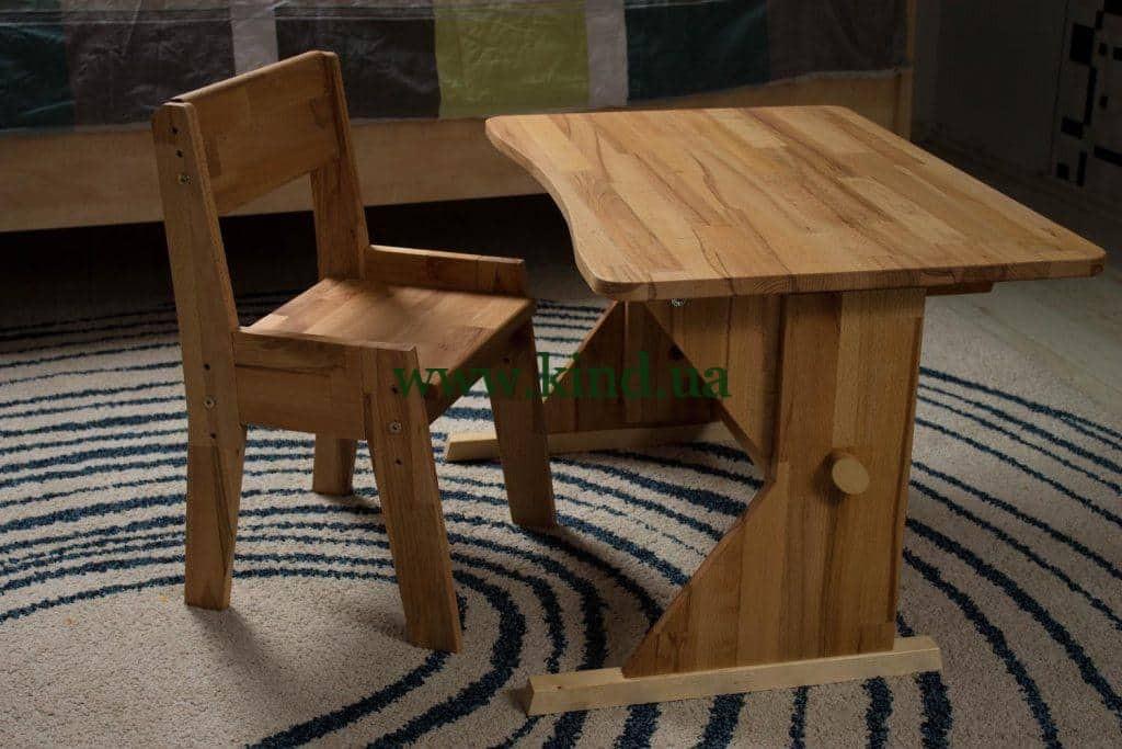 Лучшая детская мебель из дерева в Украине