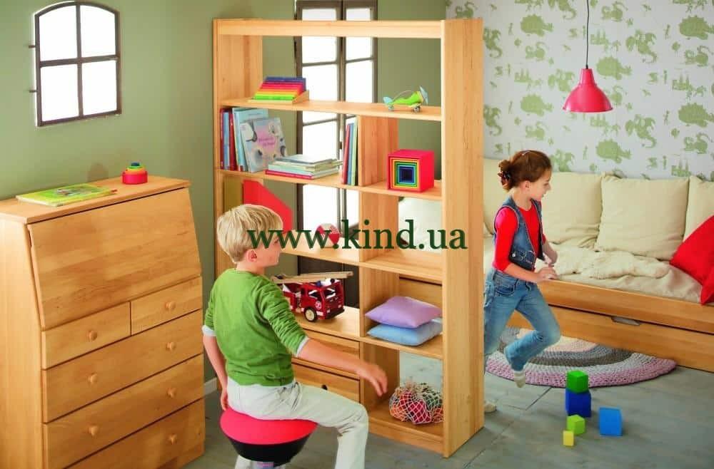 Разделитель детской комнаты