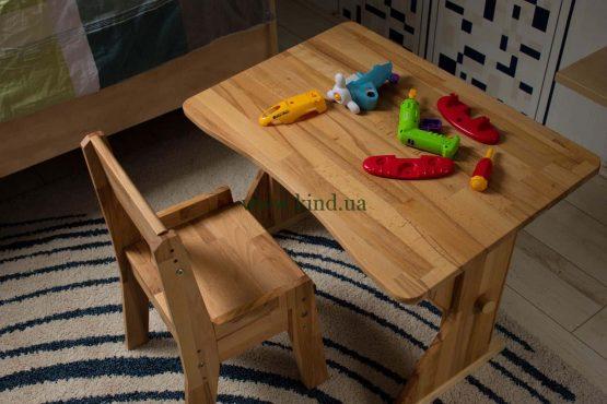 Купить детскую деревянную мебель в Украине
