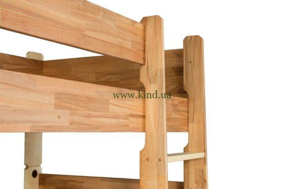 Детская кровать чердак с лестницей