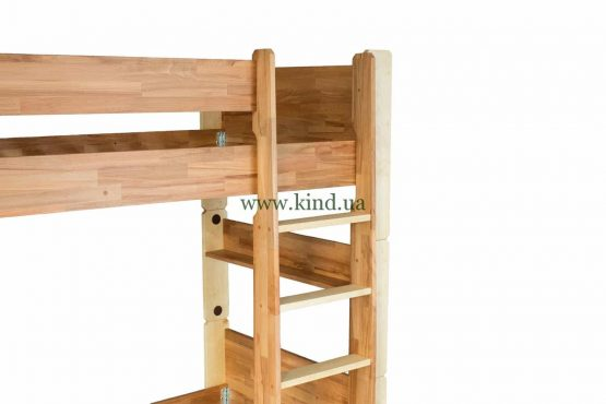 Детская кровать чердак для детей с лестницей