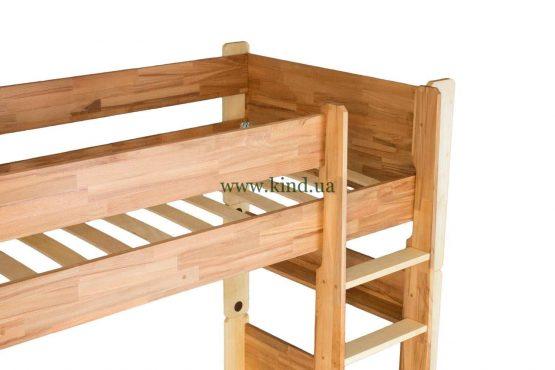 Кровать чердак высота бортов