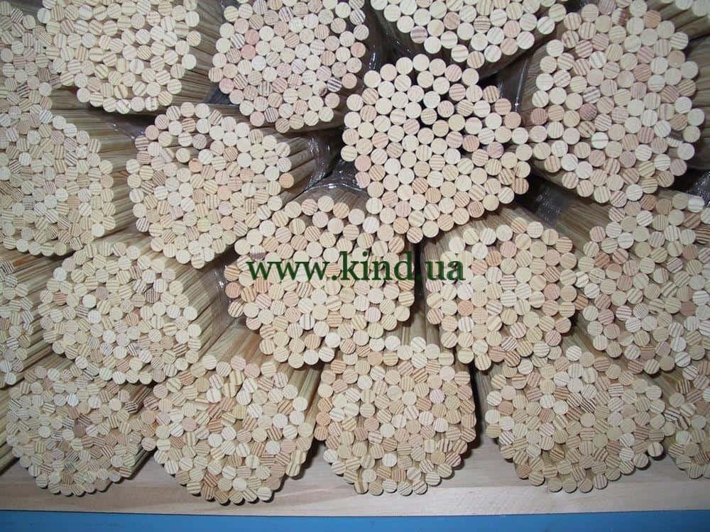 Деревянные цилиндры из берёзы