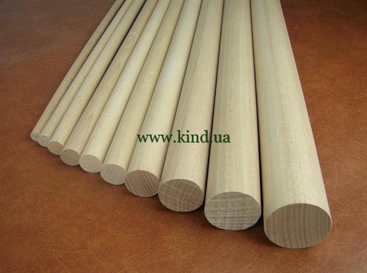 Круглые деревянные палки от производителя * деревянные компл.