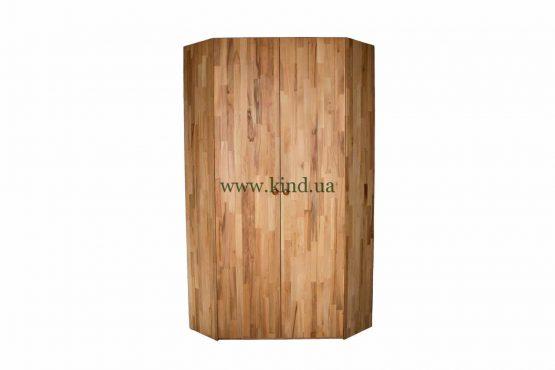 угловой шкафчик из дерева
