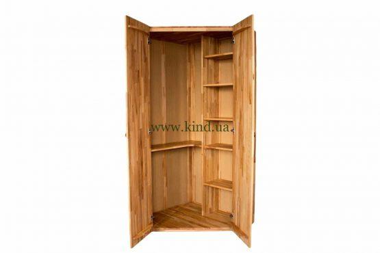 Детский угловой шкаф
