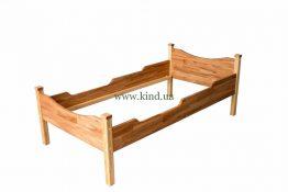 Деревянный каркас кроватки КАЙ - детская мебель КИНД
