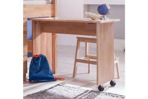 Выдвижной стол под кроватью