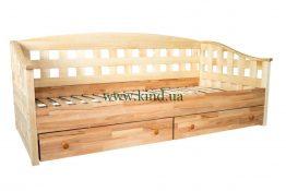 Деревянная диван кровать для подростков