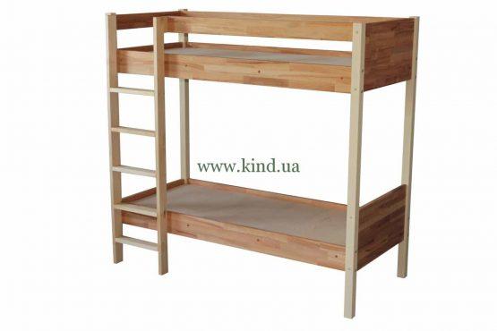 Двухъярусная кровать для детского сада