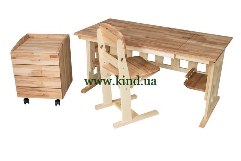 Стол и стул для школьников