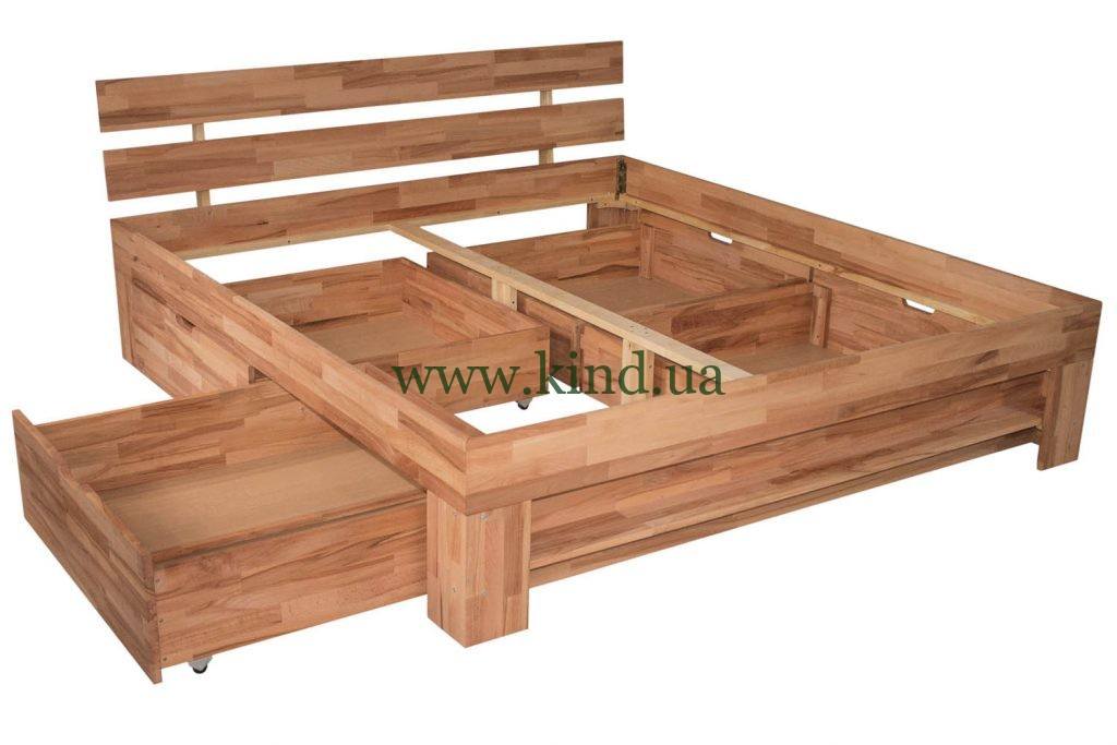 Деревянные кровати от производителя