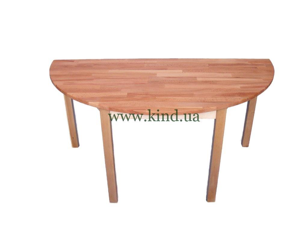 Приставной столик из дерева