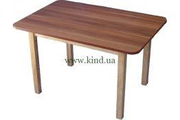 Детский деревяный столик