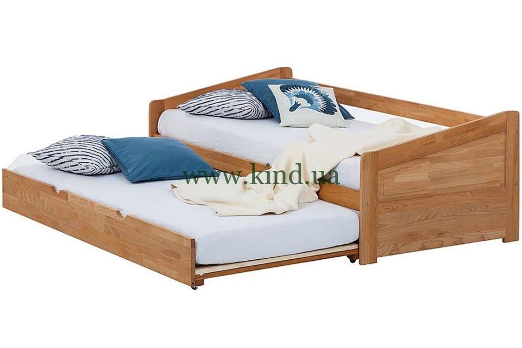 Детская раздвижная кровать от производителя