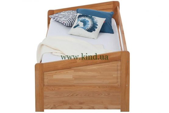 Диван кровать из натурального дерева