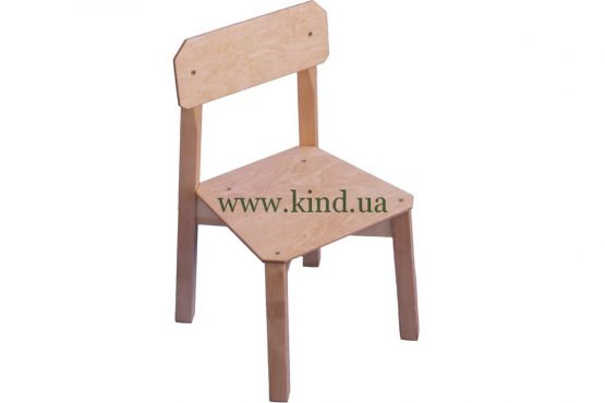 Детский стульчик классический