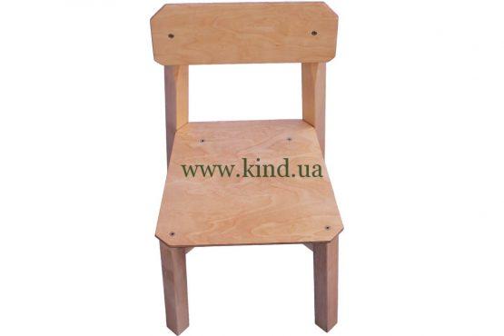 Детский классический стульчик