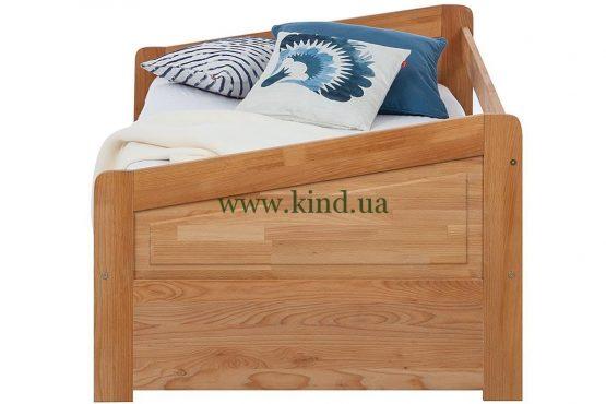 Деревяная кровать для детей