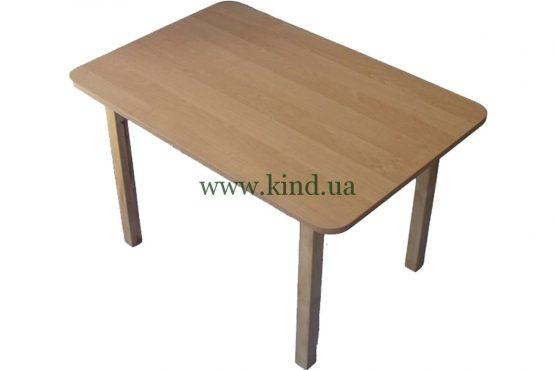Деревяный столик для дктского сада