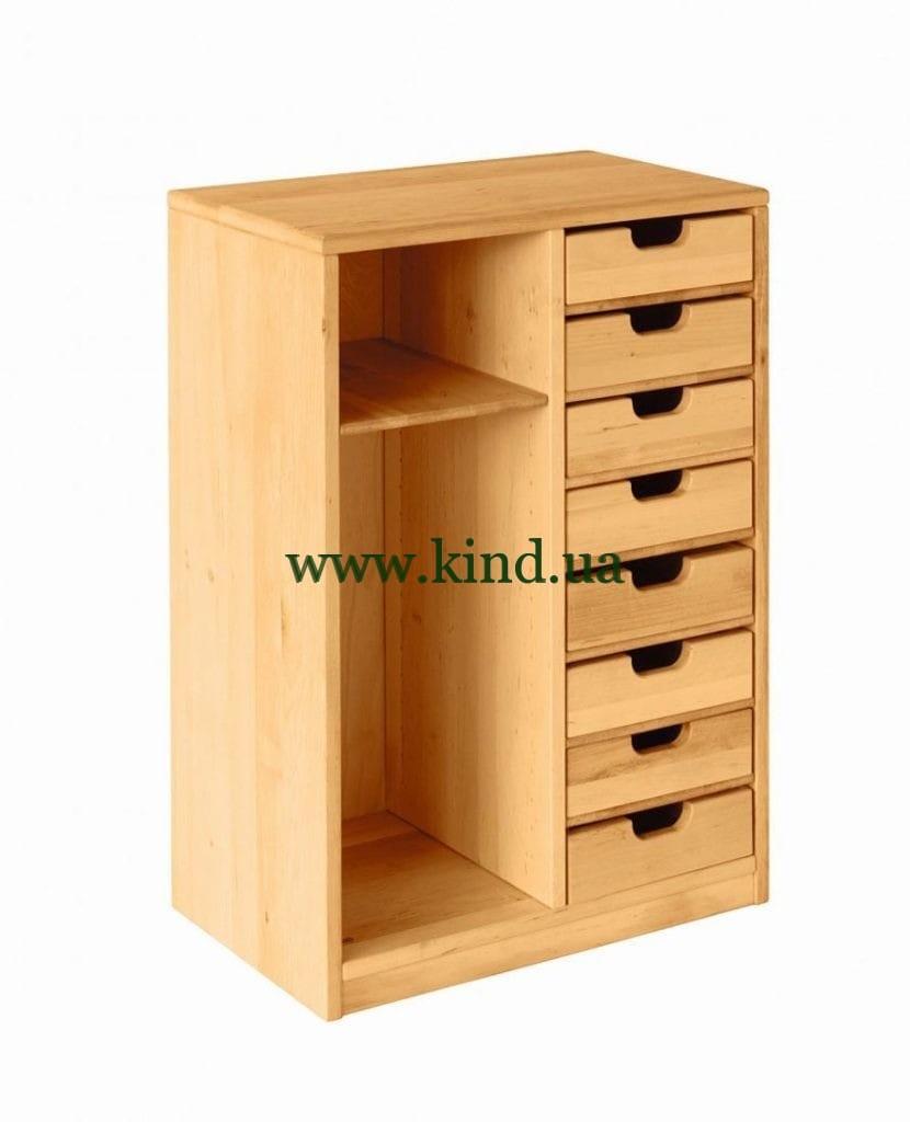 Шкафчик органайзер из дерева