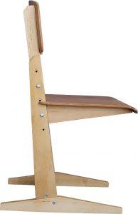 Деревянный ортопедический стул