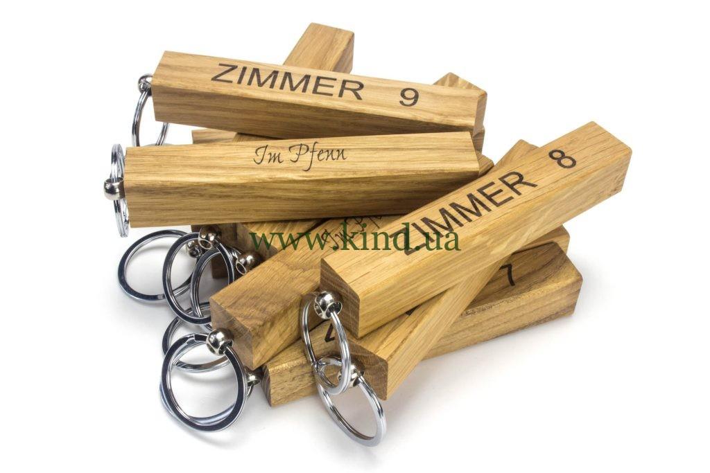 деревянные брелки для гостинец